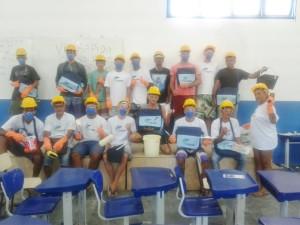 Programa Via Rápida Expresso capacita mais 25 pessoas em Ubatuba