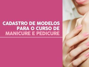 Fundo Social busca modelos para curso de manicure e pedicure