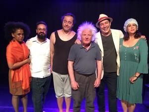 """Workshop de teatro e ensaio aberto da peça """"Otelo"""" acontecem em Ubatuba"""