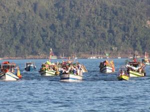 96ª Festa de São Pedro Pescador: inscrições para bandas e grupos culturais estão abertas