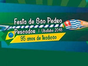 95ª Festa de São Pedro de Ubatuba começa na quarta, 27