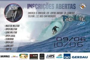 Circuito MIlitar de Surf_Cartaz