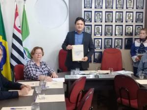 Prefeito de Ubatuba assume a presidência do CODIVAP