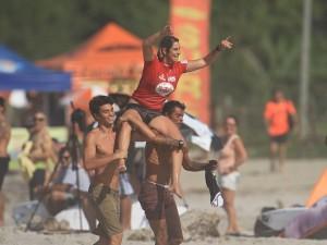 Ubatuba leva a melhor na 1ª etapa do Ubatuba Pró Surf