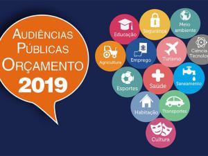 Ubatuba sedia audiência pública sobre orçamento estadual para 2019