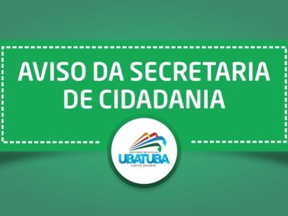 Secretaria de Cidadania e Desenvolvimento Social funciona em novo horário
