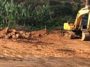 Prefeitura de Ubatuba prepara solo para construção de CAPS