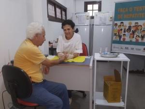 """Sábado, 21, é dia """"D"""" de combate a hepatites em Ubatuba"""