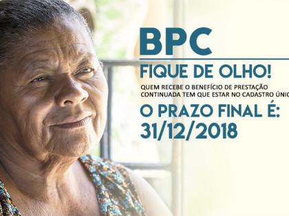 Ubatuba intensifica Cadastro Único de pessoas que recebem o BPC-LOAS