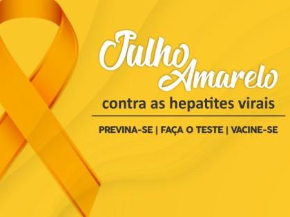 Ubatuba participa de campanha contra hepatites virais