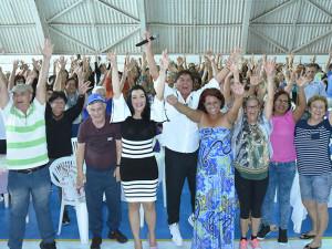 """Fundo Social lança inscrições para o concurso """"Miss e Mister da Melhor Idade"""""""