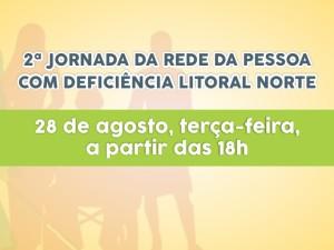 Ubatuba sedia II Jornada da Rede da Pessoa com Deficiência do Litoral Norte