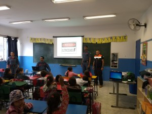 Defesa Civil de Ubatuba inicia projeto nas escolas