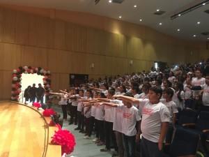 380 alunos concluem formação no Proerd em Ubatuba