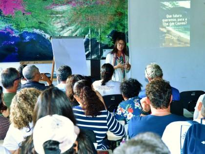 MPF e comunidade reúnem-se para discutir turismo na Ilha das Couves