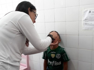 Ubatuba supera meta e encerra campanha de vacinação contra a pólio e o sarampo