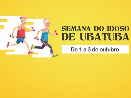 Semana do Idoso de Ubatuba tem programação variada