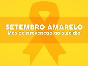 Prevenção ao suicídio é tema de palestras no Teatro Municipal