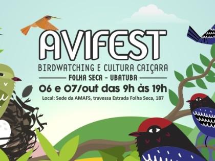 2º Festejo de Amor às Aves, Natureza e Cultura acontece em Ubatuba