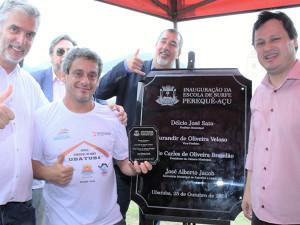 Após 23 anos, Ubatuba ganha sede da Escolinha de Surfe no Perequê-Açu