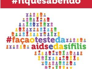 Ubatuba participa de Campanha Estadual sobre teste rápido de Sífilis e HIV