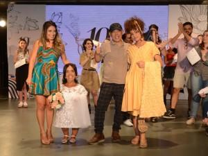 Estilista de Ubatuba ganha competição Internacional de Moda Inclusiva