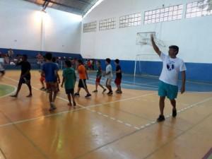 Secretaria de Educação organiza 6º Torneio Interescolar de Queimada