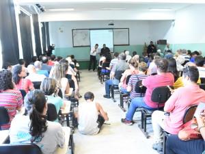 Cerca de 200 pessoas participam de audiência pública em Ubatuba