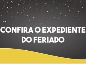 Confira o expediente da Prefeitura no período de festas de fim de ano