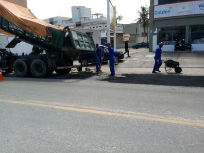 Prefeitura de Ubatuba divulga balanço da secretaria de Infraestrutura
