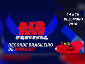 """""""Air Show Festival"""" chega a Ubatuba no fim de semana"""