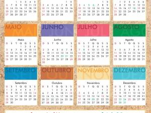 Calendário Municipal 2019