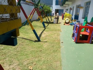 Escolas Municipais passam por manutenção antes do início das aulas