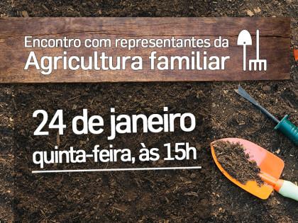 Secretaria de Educação de Ubatuba promove encontro com representantes da Agricultura Familiar