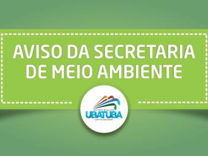 Secretaria divulga lista de entidades aptas a concorrer ao Conselho de Meio Ambiente