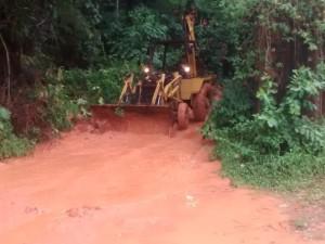 Defesa Civil informa situação de Ubatuba após chuvas