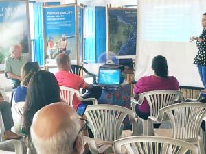 Fiscais do Ministério do Turismo realizam operação em Ubatuba