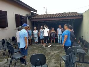 NASF-AB de Ubatuba trata incontinência urinária