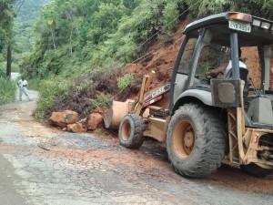 Ubatuba não registra grandes ocorrências, apesar das chuvas