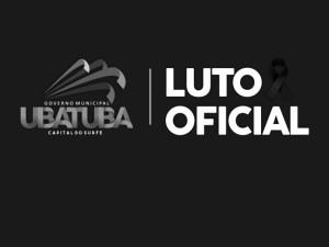 Nota de pesar da Prefeitura de Ubatuba
