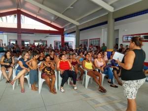 CEI Sumaré reúne pais para entrega de agenda escolar