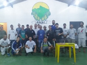 Comunidade do Corcovado, em Ubatuba, ganha curso de monitor ambiental