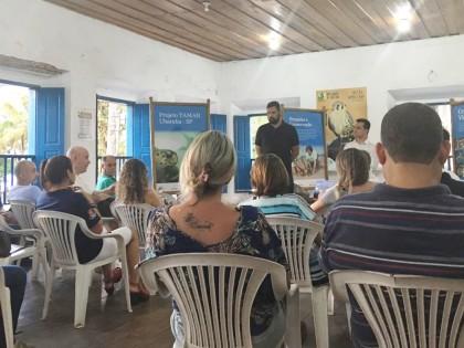 Potiguara do Lago assume secretaria de Turismo de Ubatuba