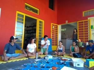 CERE Itamambuca dá início ao Projeto Liga Norte, em Ubatuba