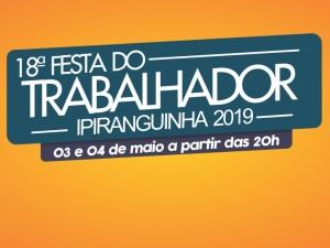 18ª Festa do Trabalhador acontece no bairro do Ipiranguinha