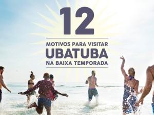 12 motivos para você visitar Ubatuba na baixa temporada