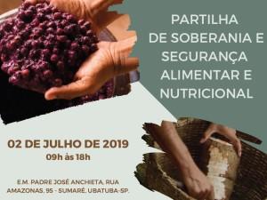 Ubatuba sedia evento sobre Soberania e Segurança Alimentar e Nutricional