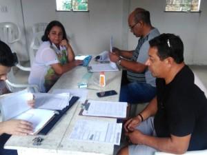 Prefeitura realiza cadastro de núcleo Botafogo para regularização fundiária