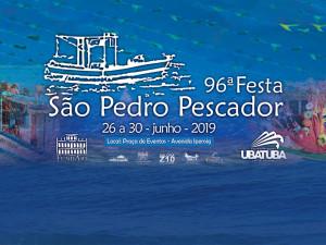 Confira a programação completa da 96ª Festa de São Pedro Pescador de Ubatuba