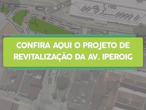 Projeto de revitalização da Av. Iperoig